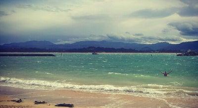 Photo of Beach Playa de la Magdalena at Peninsula De La Magdalena, Santander 39005, Spain