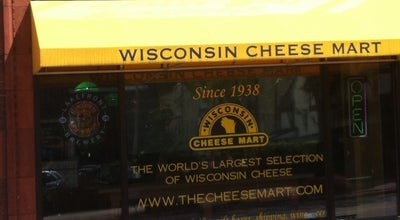 Photo of American Restaurant Wisconsin Cheese Mart at 1048 N Old World 3rd St, Milwaukee, WI 53203, United States