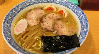 Photo of Food 中華そば 青葉 中野本店 at 中野5-58-1, 中野区 164-0001, Japan
