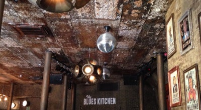 Photo of American Restaurant The Blues Kitchen - Shoreditch at 134-146 Curtain Road, London EC2A 3AR, United Kingdom
