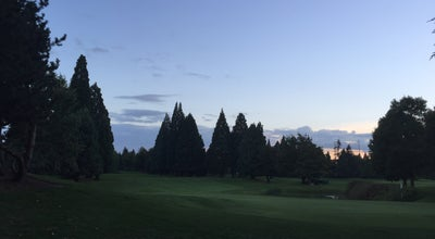Photo of Golf Course Columbia Edgewater Country Club at 2220 Northeast Marine Drive, Portland, OR 97211, United States