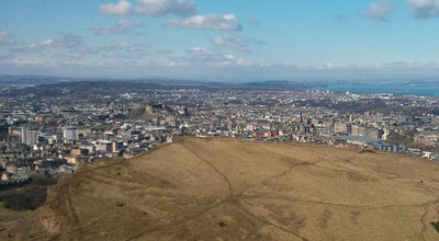 Photo of Mountain Arthur's Seat at Salisbury Crags, Edinburgh EH16 5BT, United Kingdom