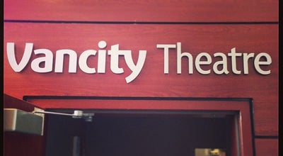 Photo of Tourist Attraction Vancity Theatre at 1181 Seymour St, Vancouver V6B 3M7, Canada