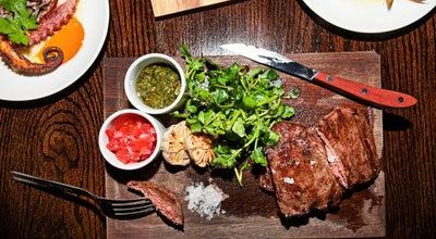 Photo of Argentinian Restaurant Balvanera at 152 Stanton St, New York City, NY 10002, United States