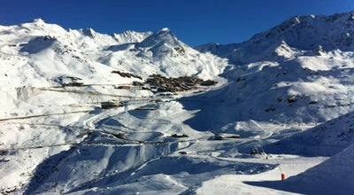 Photo of Ski Area Val Thorens at Val Thorens 73440, France