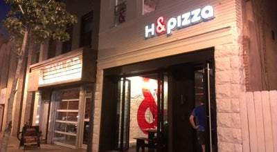 Photo of Italian Restaurant &pizza at 1118 H St Ne, Washington DC, DC 20002, United States