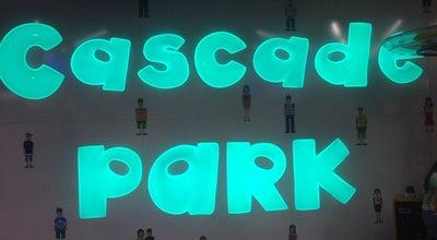 Photo of Arcade Cascade Park at Мфк «cascade Plaza», Днепропетровск, Ukraine
