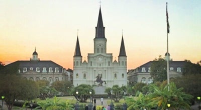 Photo of Plaza Jackson Square at 745 Decatur St., New Orleans, LA 70116, United States