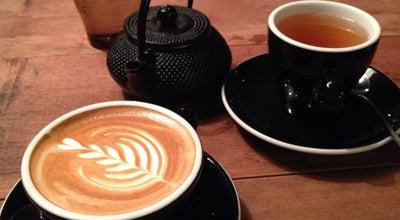 Photo of Cafe Ronin at 17 Hong Kong Street, Singapore, Singapore