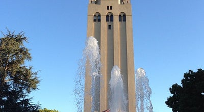 Photo of History Museum Hoover Tower at Stanford University, Palo Alto, CA 95319, United States