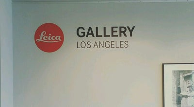 Photo of Camera Store Leica Store and Gallery Los Angeles at 8783 Beverly Blvd, West Hollywood, CA 90048, United States
