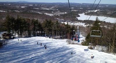 Photo of Mountain Wachusett Mountain Ski Area at 499 Mountain Rd, Princeton, MA 01541, United States