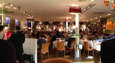 Photo of Italian Restaurant San Carlo - Manchester at Kings House 40-42 King Street West, Manchester M3 2WY, United Kingdom