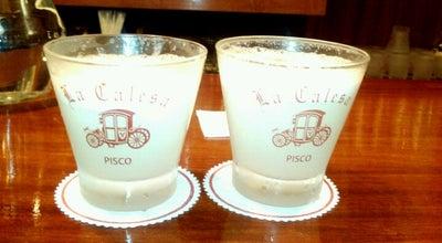 Photo of South American Restaurant La Calesa at Manuel Banon 255, Lima 09630, Peru