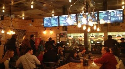 Photo of American Restaurant BurgerFi at 2052 Renaissance Park Pl, Cary, NC 27513, United States