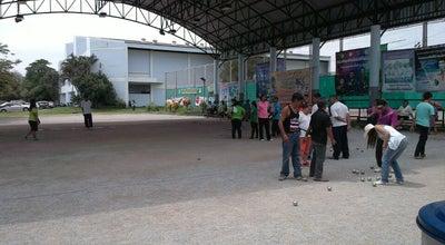Photo of Basketball Court Sapanhin Gymnasium at Thailand