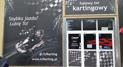 Photo of Racetrack ICF Karting at Mikołaja Reja 12, 35-001 Rzeszów, Rzeszów, Poland