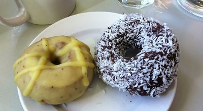 Photo of Restaurant Pepples Donut Farm at 6037 San Pablo Ave, Oakland, CA 94608, United States