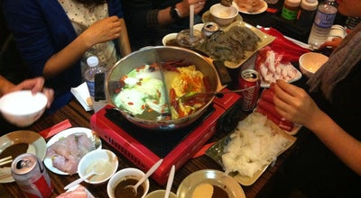 Photo of Asian Restaurant Hou Yi Hot Pot at 92 Hester St, New York City, NY 10002, United States