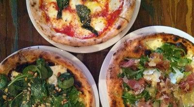 Photo of Italian Restaurant Fornino Art and Science of Pizza at 849 Manhattan Ave, Brooklyn, NY 11222, United States