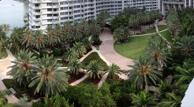 Photo of Plaza Flamingo Courtyard at Miami Beach, FL 33139, United States