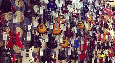 Photo of Music Store Guitar Center at 25 W 14th St, New York, NY 10011