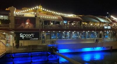 Photo of Modern European Restaurant Spoon Cafe & Lounge at Vigado Ter, Budapest 1052, Hungary