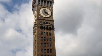 Photo of Monument / Landmark Bromo Seltzer Arts Tower at 21 S Eutaw St, Baltimore, MD 21201, United States