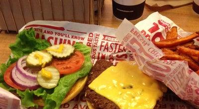 Photo of Burger Joint Smashburger at 25705 Katy Fwy, Katy, TX 77494, United States
