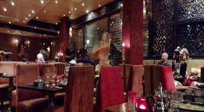 Photo of Middle Eastern Restaurant Kenza Restaurant at 10 Devonshire Square, London EC2M 4YP, United Kingdom