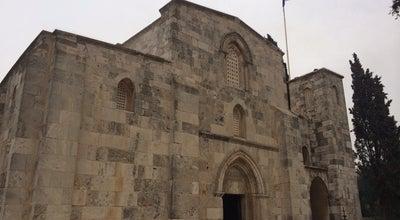 Photo of Monument / Landmark Church of Saint Anne at רחוב ויה דולורוזה שער האריה, Jerusalem, Israel
