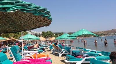 Photo of Beach Gümbet Plajı at Gümbet, Muğla 48400, Turkey