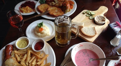 Photo of Polish Restaurant Lomzynianka Restaurant at 646 Manhattan Ave, Brooklyn, NY 11222, United States