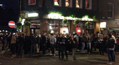 Photo of Pub The Blue Posts at 22 Berwick St, Soho W1B 5PX, United Kingdom