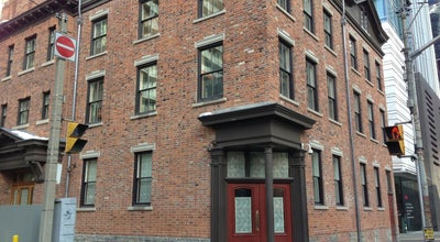 Photo of Speakeasy Soho House Toronto at 192 Adelaide St W, Toronto, ON M5H 0A4, Canada