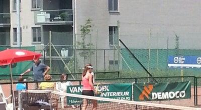 Photo of Tennis Court ExcelsiorTC at Oude Kuringerbaan 125, Hasselt 3500, Belgium