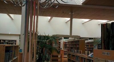 Photo of Library Järvenpään kirjasto at Kirjastokatu 8 04410, Finland