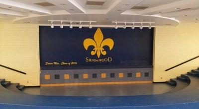 Photo of High School Sandalwood High School at 2750 John Prom Blvd, Jacksonville, FL 32246, United States
