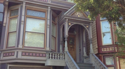 Photo of Historic Site Grateful Dead House at 710 Ashbury Street, San Francisco, CA 94117, United States