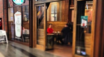 Photo of Coffee Shop Starbucks at Westend City Center, Budapest 1062, Hungary