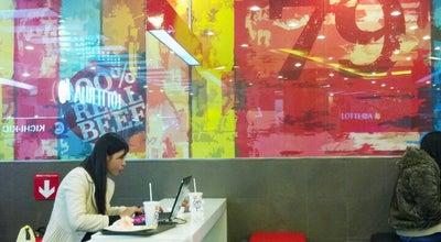 Photo of Burger Joint Lotteria at Ðà Lạt, Vietnam