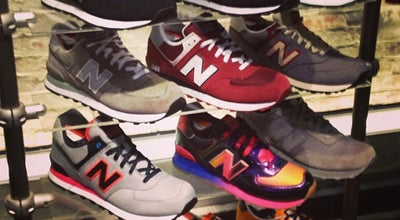 Photo of Sporting Goods Shop New Balance at 150 5th Ave, New York, NY 10011, United States