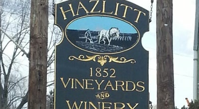 Photo of Tourist Attraction Hazlitt 1852 Vineyards at 5712 State Route 414, Hector, NY 14841, United States