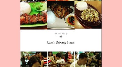 Photo of BBQ Joint Mang Inasal Pacific Mall at lucena city, Philippines