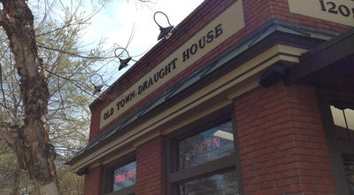 Photo of Nightclub Old Town Draught House at 1205 Spring Garden St, Greensboro, NC 27403, United States