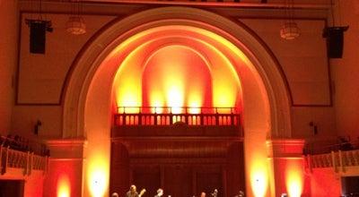 Photo of Concert Hall Cadogan Hall at 5 Sloane Terrace, London SW1X 9DQ, United Kingdom