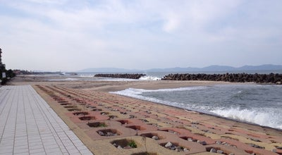 Photo of Beach 皆生温泉海水浴場 at 皆生温泉, 米子市 683-0001, Japan