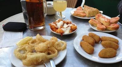 Photo of Spanish Restaurant Bar Mandri at C. Mandri, 58, Barcelona, Spain