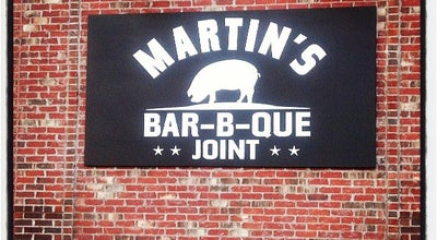 Photo of American Restaurant Martin's Bar-B-Que Joint at 200 Crossings Ln, Mount Juliet, TN 37122, United States