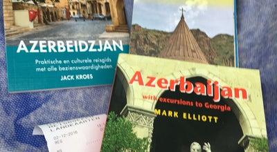 Photo of Bookstore Interglobe Reisboeken & Plattegronden at Vinkenburgstraat 7, Utrecht, Netherlands